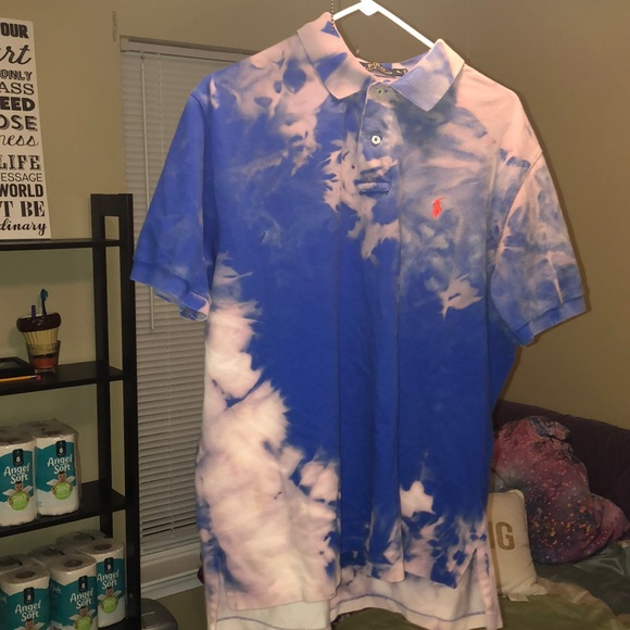 Polo By Ralph Lauren Shirts Cloudy Skies Customized Ralph Lauren